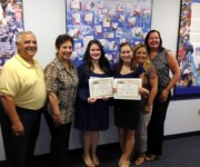 Irving Flaumenbaum Scholarship Winners