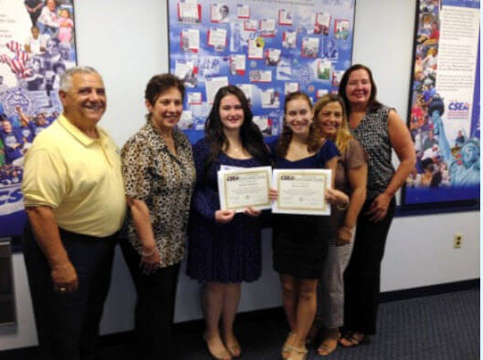 Irving Flaumenbaum Scholarship Winners